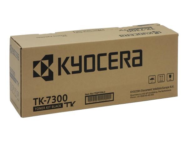 Kyocera TK 7300 - Schwarz - Original - Tonerpatrone