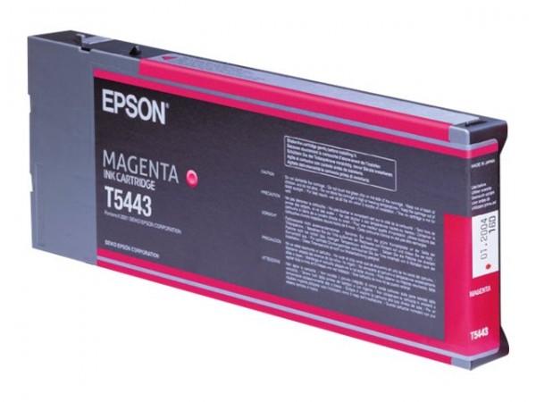 Epson T5443 - 220 ml - Magenta - Original - Tintenpatrone