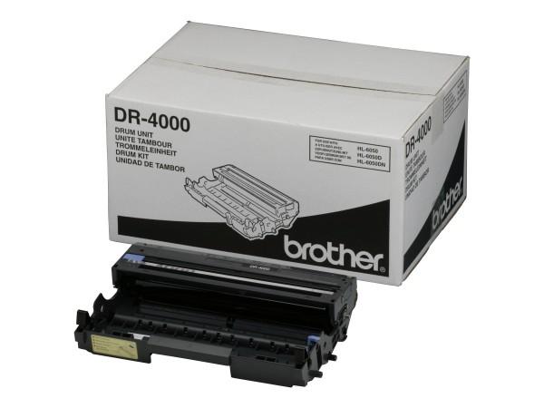 Brother DR-4000 - Trommel-Kit - für Brother HL-6050