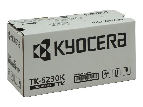 Kyocera TK 5230K - Schwarz - Original - Tonerpatrone