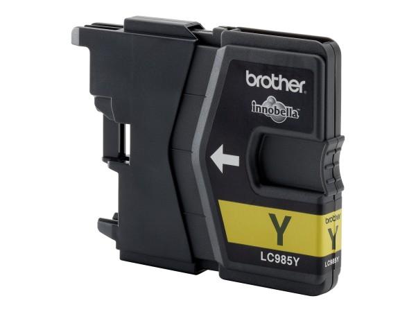 Brother LC985Y - Gelb - Original - Tintenpatrone