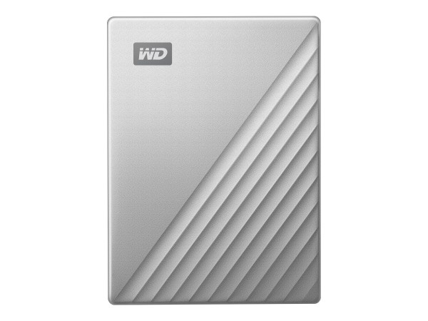 WD My Passport Ultra WDBC3C0020BSL - Festplatte - verschlüsselt - 2 TB - extern (tragbar)