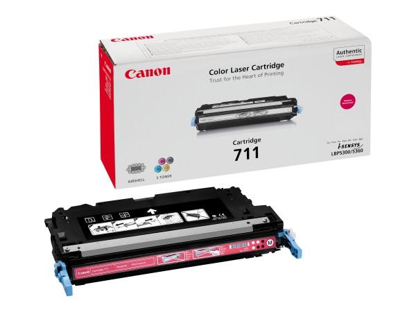 Canon 711 - Magenta - Original - Tonerpatrone