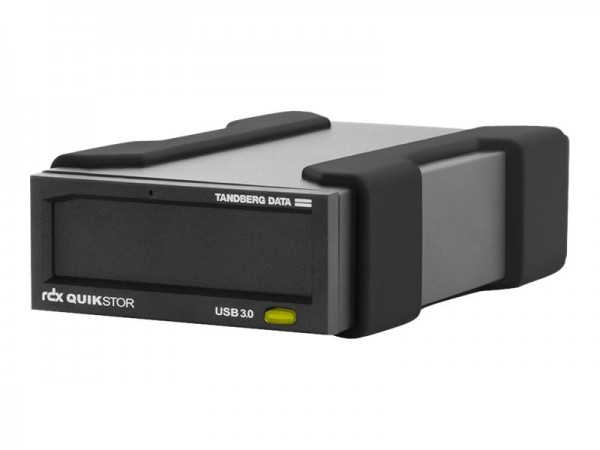 Tandberg RDX QuikStor - Laufwerk - RDX - SuperSpeed USB 3.0
