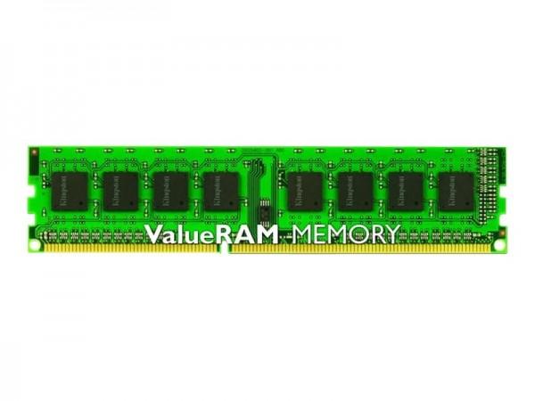 Kingston ValueRAM - DDR3 - 4 GB - DIMM 240-PIN