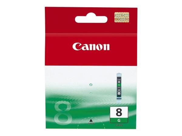 Canon Patrone Canon CLI8GR grün