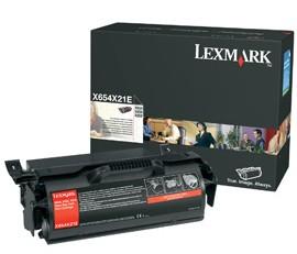 Lexmark Besonders hohe Ergiebigkeit - Schwarz