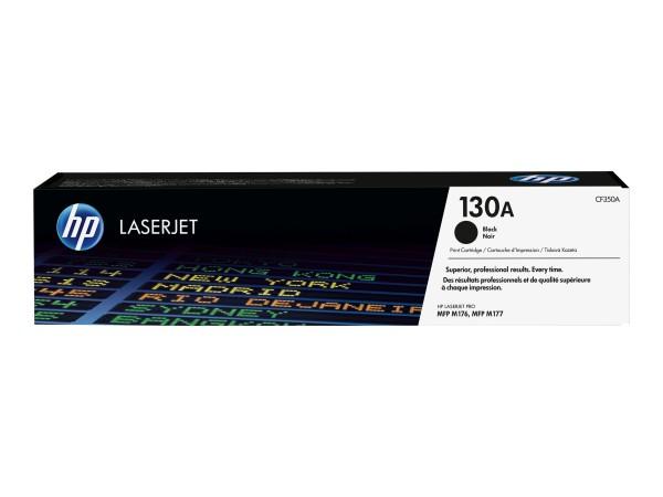 HP 130A - Schwarz - Original - LaserJet - Tonerpatrone (CF350A)