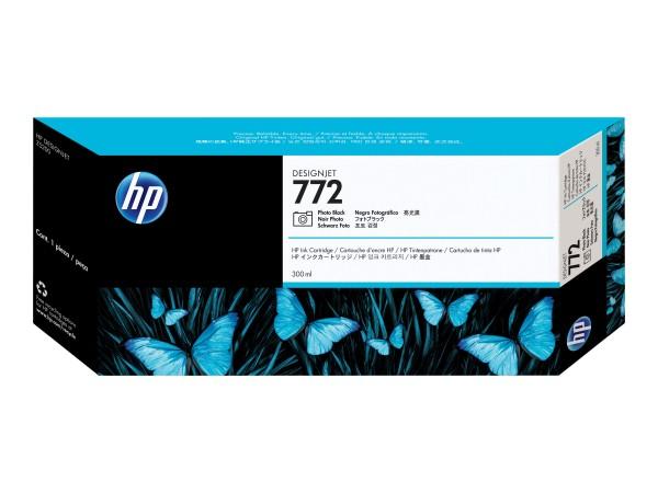 HP 772 - 300 ml - Photo schwarz - Original - DesignJet