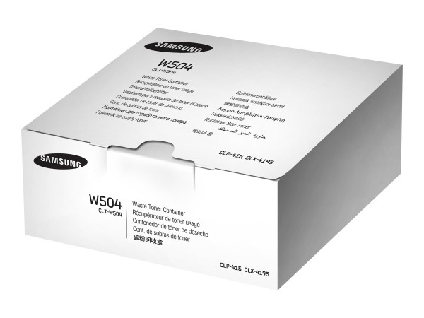 HP Samsung CLT-W504 - Schwarz, Gelb, Cyan, Magenta