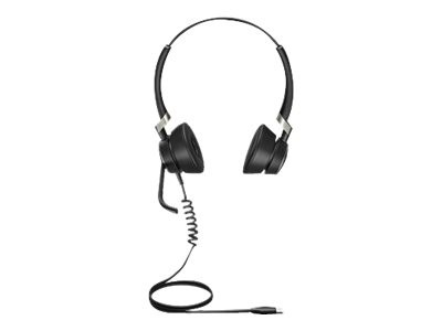 Jabra Engage 50 Stereo - Headset - On-Ear - kabelgebunden