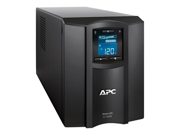 APC Smart-UPS SMC1000IC - USV - Wechselstrom 220/230/240 V