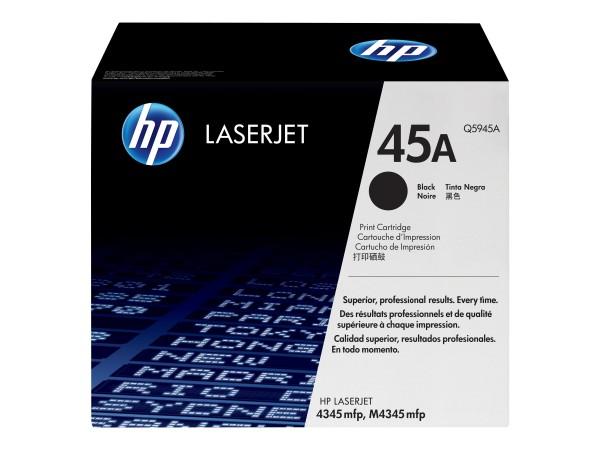 HP 45A - Schwarz - Original - LaserJet - Tonerpatrone (Q5945A)