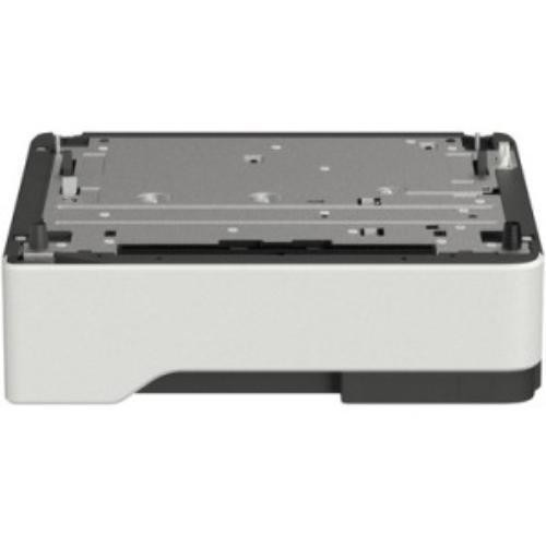 Lexmark Lockable Tray - Medienschacht - 550 Blätter in 1 Schubladen (Trays)