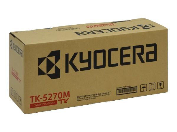 Kyocera TK 5270M - Magenta - Original - Tonersatz