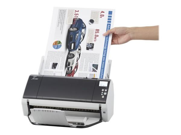 Fujitsu fi-7460 - Dokumentenscanner - Duplex - 304.8 x 431.8 mm - 600 dpi x 600 dpi - bis zu 60 Seit