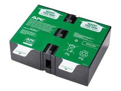 APC Replacement Battery Cartridge #124 - USV-Akku