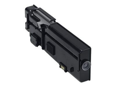 Dell Schwarz - Original - Tonerpatrone - für Dell C2660dn