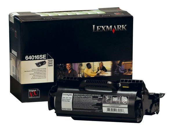 Lexmark Schwarz - Original - Tonerpatrone LRP