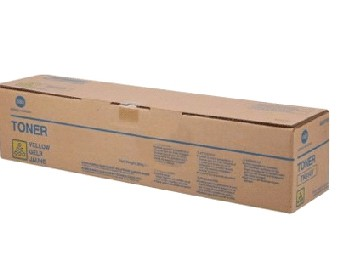 Konica Minolta Minolta TN615Y - Gelb - Original - Tonerpatrone