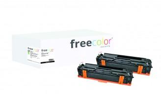 freecolor M251K-HY-2-FRC - 2400 Seiten - Schwarz - 2 Stück(e)