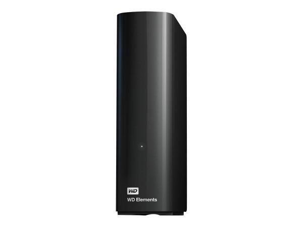 WD Elements Desktop WDBWLG0080HBK - Festplatte - 8 TB - extern (Stationär)