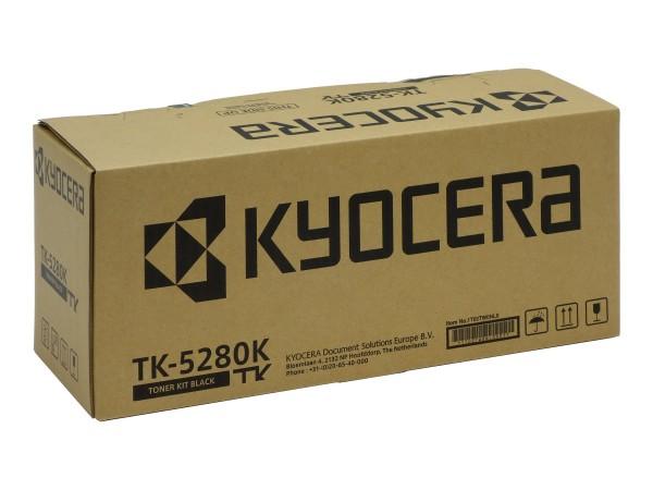 Kyocera TK 5280K - Schwarz - Original - Tonersatz