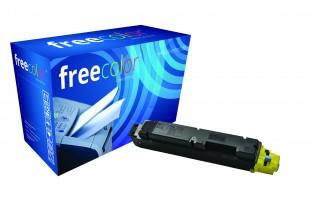 freecolor TK5140Y-FRC - 5000 Seiten - Gelb - 1 Stück(e)