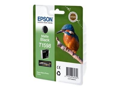 Epson T1598 - 17 ml - mattschwarz - Original