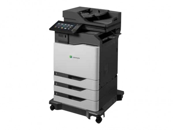 Lexmark CX825dte - Multifunktionsdrucker - Farbe - Laser - Legal (216 x 356 mm)/