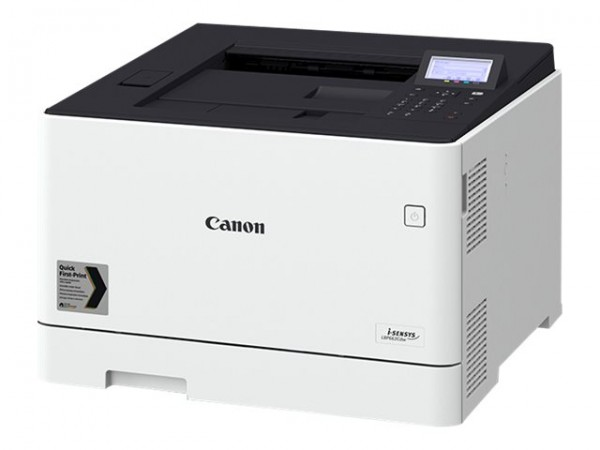 Canon i-SENSYS LBP663Cdw - Drucker - Farbe - Duplex - Laser - A4/Legal - 1200 x 1200 dpi - bis zu 27