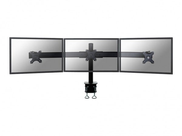 NewStar FPMA-D700D3 - Tischhalterung für 3 LCD- / Plasmabildschirme - Schwarz - Bildschirmgröße: 25.