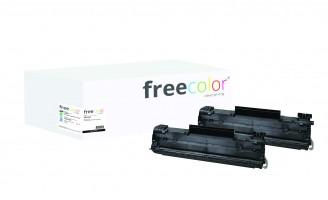 freecolor 78A-2-FRC - 2100 Seiten - Schwarz - 2 Stück(e)