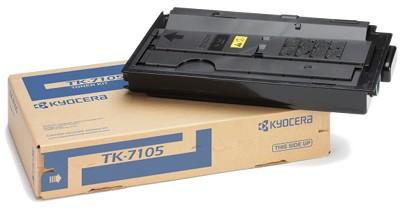 Kyocera TK 7105 - Schwarz - Original - Tonerpatrone