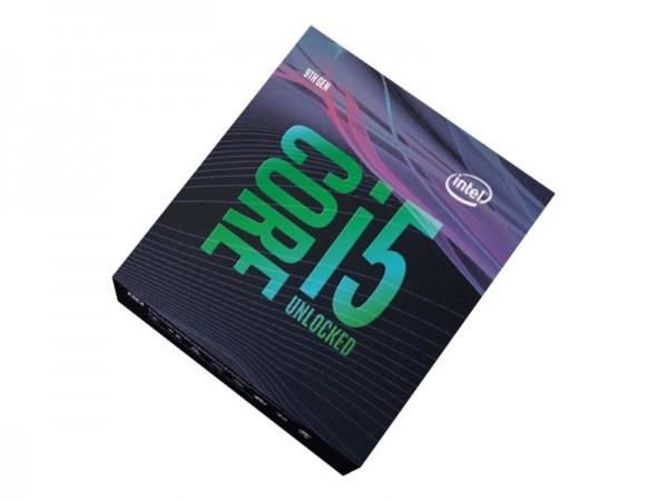 Intel Core i5 9600K - 3.7 GHz - 6 Kerne - 6 Threads