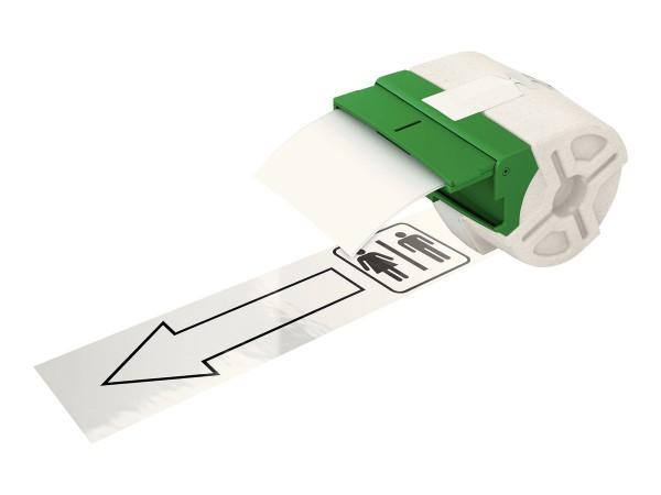 Esselte Leitz Icon - Kunststoff - permanenter Klebstoff - weiß - Rolle (8,8 cm x 10 m)