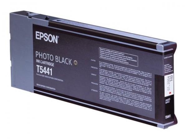 Epson T5441 - 220 ml - Photo schwarz - Original