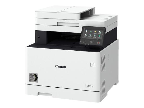 Canon i-SENSYS MF742Cdw - Multifunktionsdrucker - Farbe - Laser - A4 (210 x 297 mm)