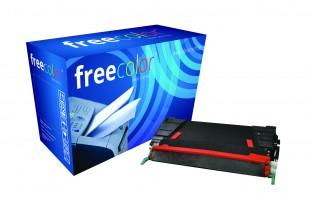 freecolor C736K-HY-FRC - 12000 Seiten - Schwarz - 1 Stück(e)