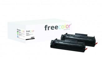 freecolor 12A-2-FRC - 2000 Seiten - Schwarz - 2 Stück(e)