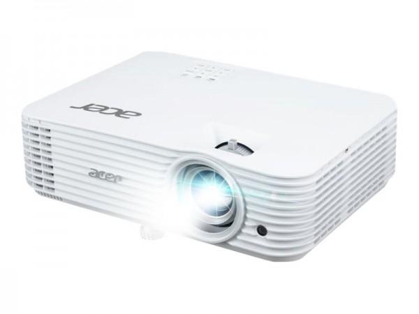 Acer P1655 - DLP-Projektor - UHP - tragbar - 3D - 4000 ANSI-Lumen - WUXGA (1920 x 1200)
