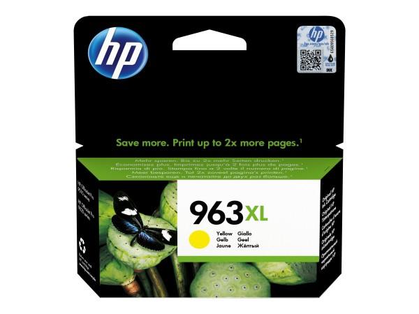 HP 963XL - 22.92 ml - Hohe Ergiebigkeit - Gelb