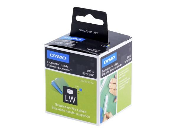Dymo LabelWriter - Weiß - 50 x 12 mm 220 Etikett(en) (1 Rolle(n)