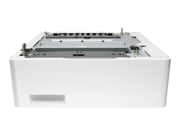 HP Medienfach / Zuführung - 550 Blätter in 1 Schubladen (Trays)