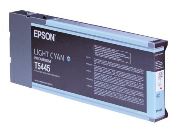 Epson T5445 - 220 ml - hell Cyan - Original - Tintenpatrone