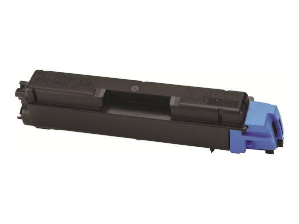 Kyocera TK 590C - Tonerpatrone - 1 x Cyan