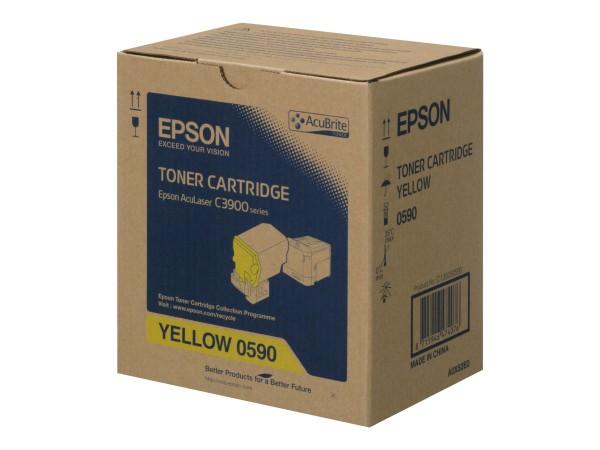 Epson Mit hoher Kapazität - Gelb - Original