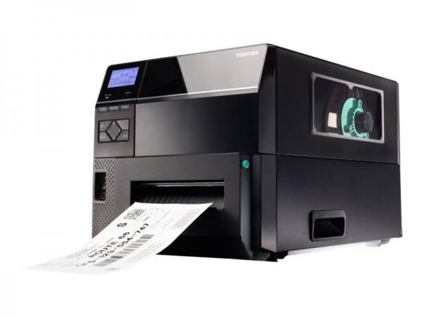 Toshiba TEC B-EX6T1-TS12-QM-R - Industrial Series - Etikettendrucker - TD/TT - Rolle (20 cm)