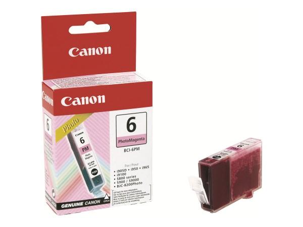 Canon BCI-6PM - Photo Magenta - Original - Tintenbehälter