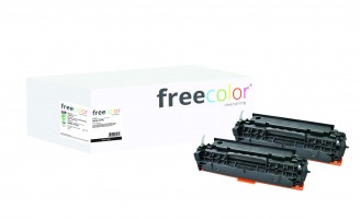 freecolor 2025K-2-FRC - 3500 Seiten - Schwarz - 2 Stück(e)
